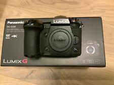 Panasonic Lumix DC-G9 mit nur 70 Auslösungen
