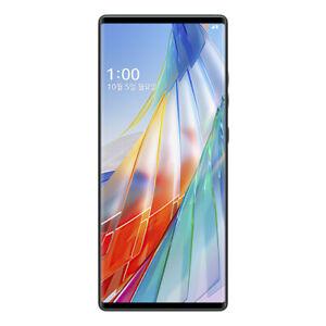 NEW LG WING 5G LM-F100N Smartphone 8GB 128GB Dual Screen Swivel -Factory Unlock
