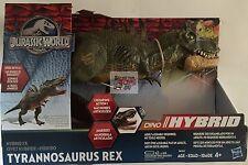 Jurassic World Tyrannosaurus T-Rex Hybrid Sounds 2015 Hasbro Dinosaur Figure