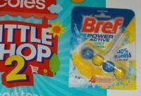 Coles Little Shop 2 ,mini collectable - Bref Power Active