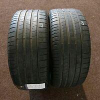 2x Pirelli P Zero 285/40 R21 109Y DOT 2818 6 mm Sommerreifen