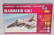 Revell 1/100 SnapTite Harrier Gr7 Plastic Model Kit 85-1372