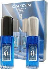 CAPTAIN Cologne for Men Eau De Toilette + After Shave Spray Gift Set NEW