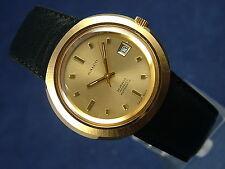 Retro Vintage Galco Automatic Gents Watch Circa 1970S - NOS Never Worn 25 jewel
