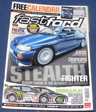 FASTFORD MAGAZINE FEBRUARY 2012 - STEALTH FIGHTER