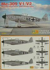 Me-309 V-1/V-2 , 1:72, Plastik, RS-Model, Neuheit