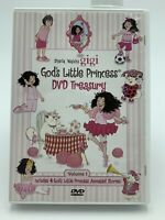 A God's Little Princess 4-DVD Treasury Box Set by Sheila Walsh (2009, DVD) Vol 1