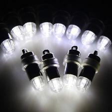 12 Submersible Waterproof LED Mini Lights Wedding Party Balloons Paper Lantern