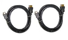 2 HDMI Cables for Nikon L24 1 J1 1 J2 P300 P310 P500 P510 D3200 D5000 D5100 D700