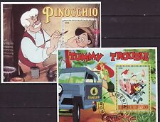 Liberia 2006 - Walt Disney (Pinocchio)