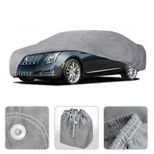 Car Cover for Cadillac XTS Outdoor Breathable Sun Dust Proof Auto Protection