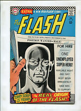 The Flash #167 (9.0)The Real Origin Of The Flash!