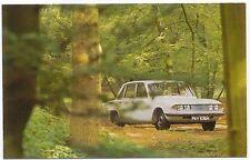 Triumph 2000 Mk 2 Original colour Postcard
