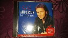 CD G. G. Anderson / Ich lieb Dich - Album 1995 - NEU OVP