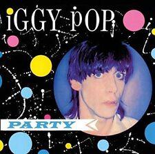 IGGY POP - PARTY NEW CD