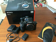 Sony Alpha a7S II Full Frame Mirrorless Camera, Body Only, Open Box