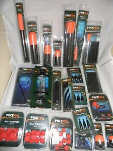 Baitbox Pike Pro Pike Accessories-Poppers, Traces, Floats, Weights etc available