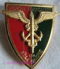 IN7645 - INSIGNE Forces Françaises en ALLEMAGNE
