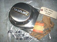 Suzuki NOS GT550 Generator Cover 11300-34820 NEW OEM Stator Magneto Left Engine
