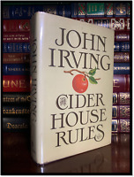 The Cider House Rules by John Irving Hardback 1st Edition First Printing