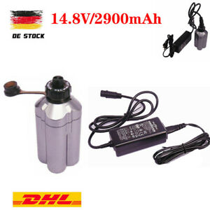 Akku Für Daiwa Tanacom 500/750 BM2300 BM2900 Elektrische Angelrolle & Ladegerät