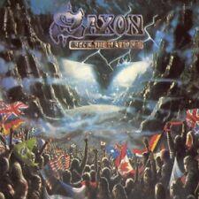 Saxon Rock the nations (1986)  [CD]