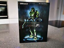 (Very Rare) Halo Master Chief Figure Play Arts 2011 Exclusive Square Enix