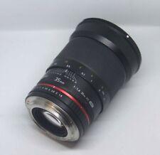Samyang 35mm F/1.4 MF AS UMC Lens For Canon