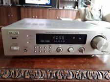 DENON DRR -F100 RECEIVER/RDS/EON HI FI  STEREO BRILLIANT SOUND