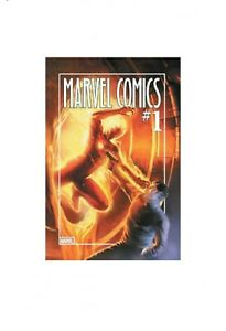 Marvel Comics-  #1 - 80th Anniversary Edition - 232 pages - Hard Cover.