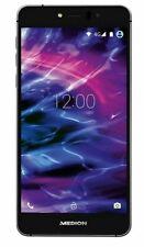 MEDION Life X5020 - 32GB - Schwarz (Ohne Simlock) Smartphone Handy Mobilfon