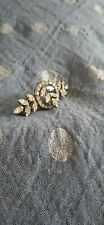 Gorgeous Vintage Crystal Brooch