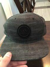 Adidas Men Mens Hat Grey/Black Adjustable