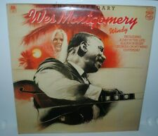 Wes Montgomery, Windy, LP record, UK, jazz, MFP 50436, NRMT