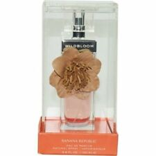 BANANA REPUBLIC WILDBLOOM PARFUM PERFUME FRAGRANCE LIMITED ED 3.4 OZ