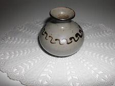 Nordstrander Töpferei kleine Blumenvase - Vase 7 cm