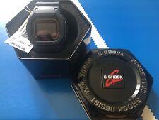 BRAND NEW Casio G-Shock DW-5600BBM-2D Fashionable Monotone Digital Men's Watch