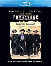 Tombstone 786936725247 With Kurt Russell Blu-ray Region 1