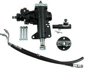 Borgeson 999053 P/S Conversion Kit For Mid-Size Ford cars with Power Steering