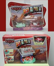 FLO'S V8 CAFE & RAMONE Disney Pixar Cars Mini Adventures Parade of Classics NEW