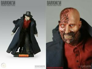 SIDESHOW EXCLUSIVE DARKMAN #3/125 PREMIUM FORMAT STATUE BRAND UNIVERSAL MONSTERS