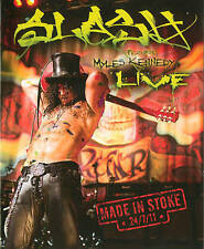 Slash Featuring Myles Kennedy: Live - Made in Stoke 24/7/11 (Blu-ray Disc, 2011)