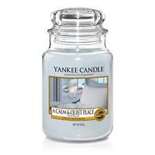 YANKEE CANDLE Gro�Ÿe Kerze A CALM & QUIET PLACE 623 g Duftkerze