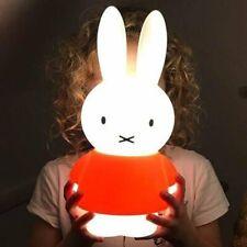 MIFFY The Bunny LARGE NIGHT LAMP LED Kids Desk Light RABBIT