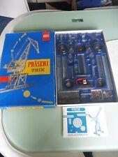 Trix Metall Baukasten Präsent 8955 mit Elektro-Motor in OVP