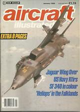 Aircraft Illustrated Magazine - January 1986