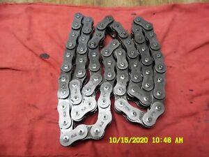JCB 165HF SKID LOADER SPROCKET CHAIN 68 LINK 246/2440 (great shape)