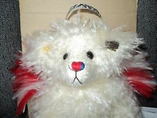"*NIB* ANNETTE FUNICELLO 11"" ANGELINA MILLENA MOHAIR TEDDY BEAR *LE & RETIRED*"