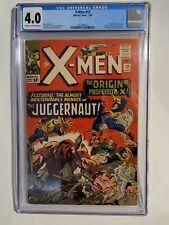 X-Men #12 CGC 4.0 Marvel Comics 1st Appearance Of Juggernaut