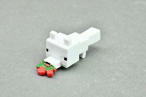 Minecraft Snow Fox Sweet Berries Series 22 Mini Figure Mattel Mojang